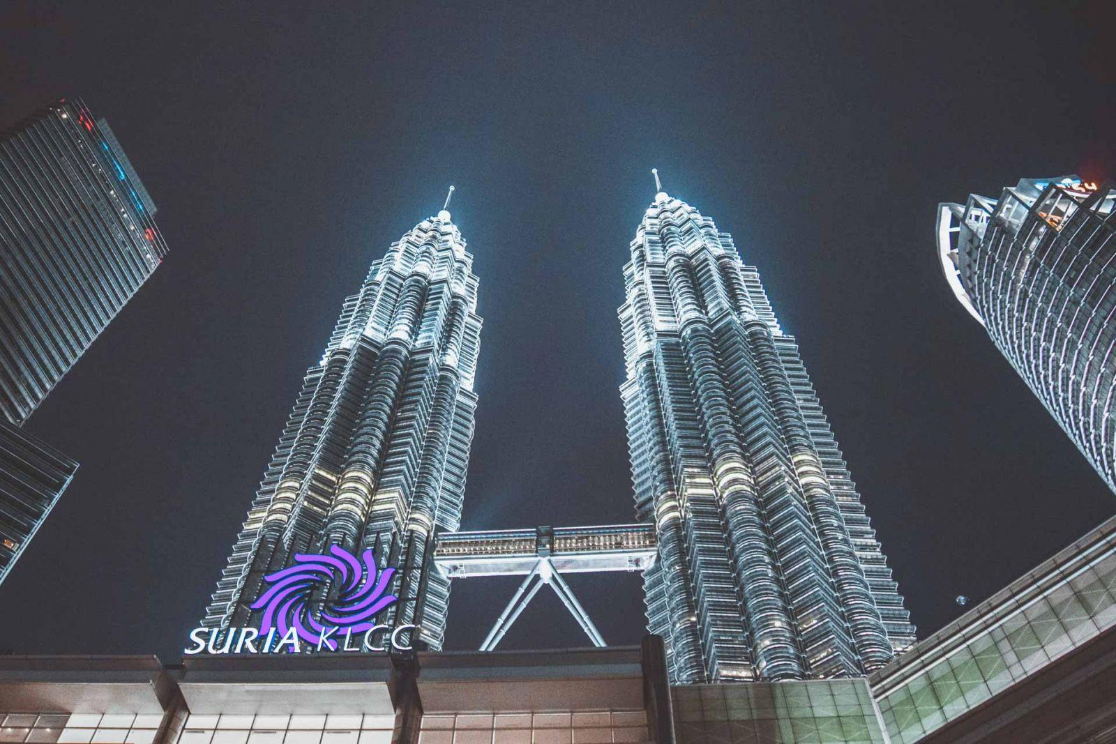 Tháp đôi – công trình mang tính biểu tượng nhất Kuala Lumpur