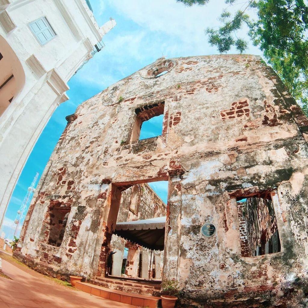 Nhà thờ Thánh địa Paul's, Malacca