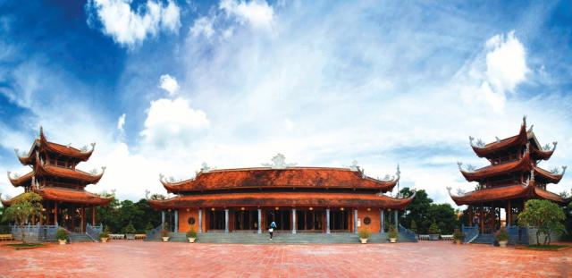 Thiền viện Trúc Lâm miền Tây Nam bộ